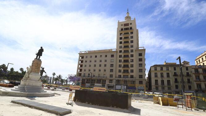 Pintor edificios en Ejido