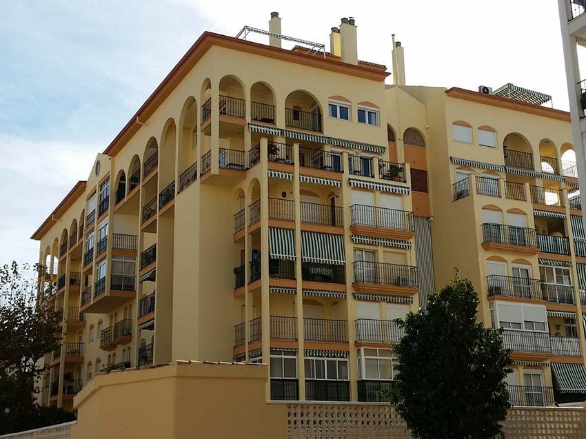 Pintar fachadas en Madrid