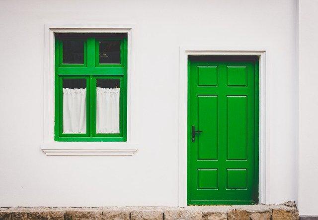 Pintar Puertas y rejas